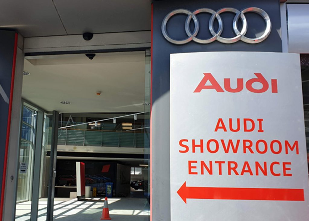 Continental Cars Audi